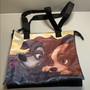 Disney Lady and the Tramp tote. Gently used
